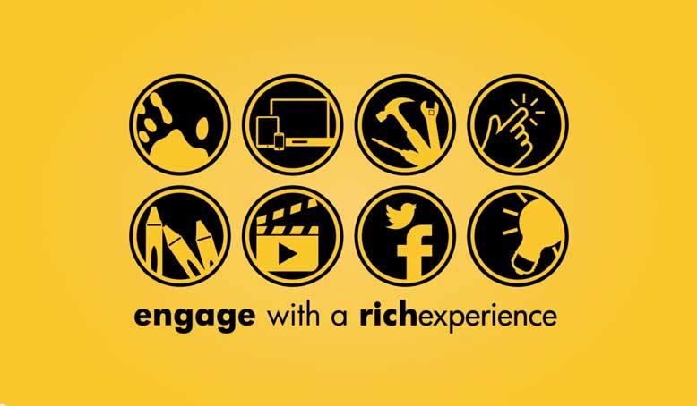 Engage With A Rich Experience Video