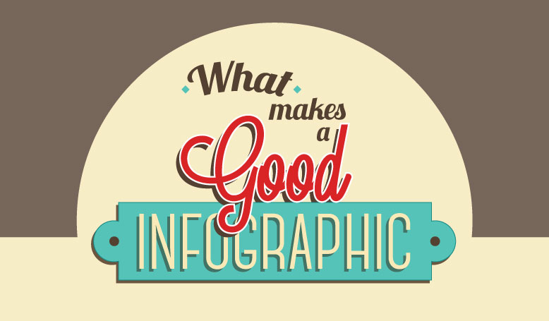what makes a good infographic stats